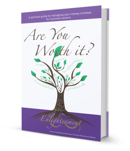 Are you worth it? Book written by Liz Almond