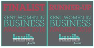 Liz Almond Kent Women in Business Finalist